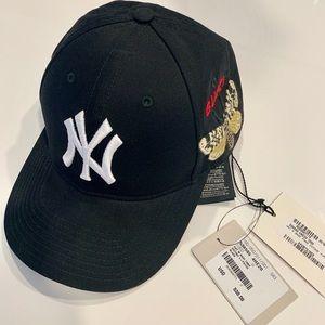 Gucci NY Yankees baseball hat